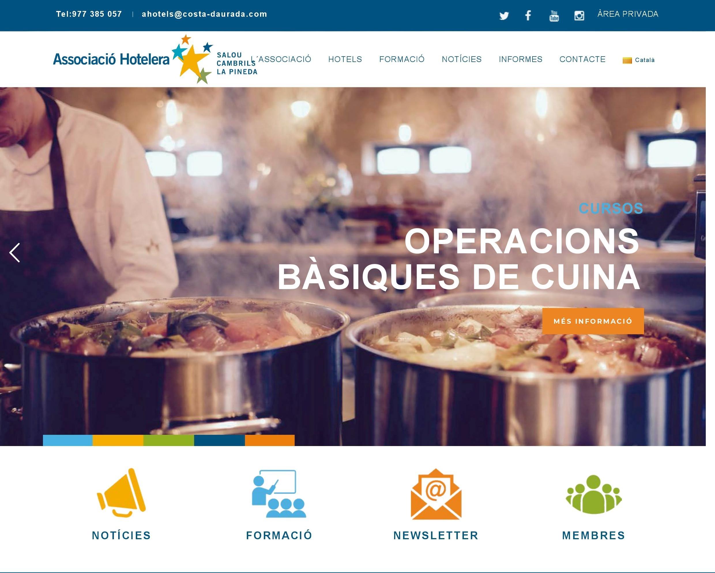 Estrenamos nueva web!        Entra en www.costa-daurada.com