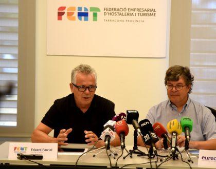 Estudi sectorial del turisme a la província de Tarragona