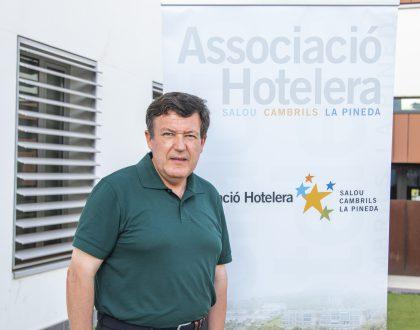 Jaume Orteu, nou president de l'Associació Hotelera Salou-Cambrils-La Pineda